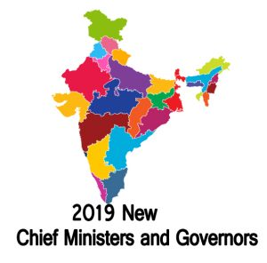 मुख्यमंत्री और राज्यपाल 2020 (Chief Minister and Governors)